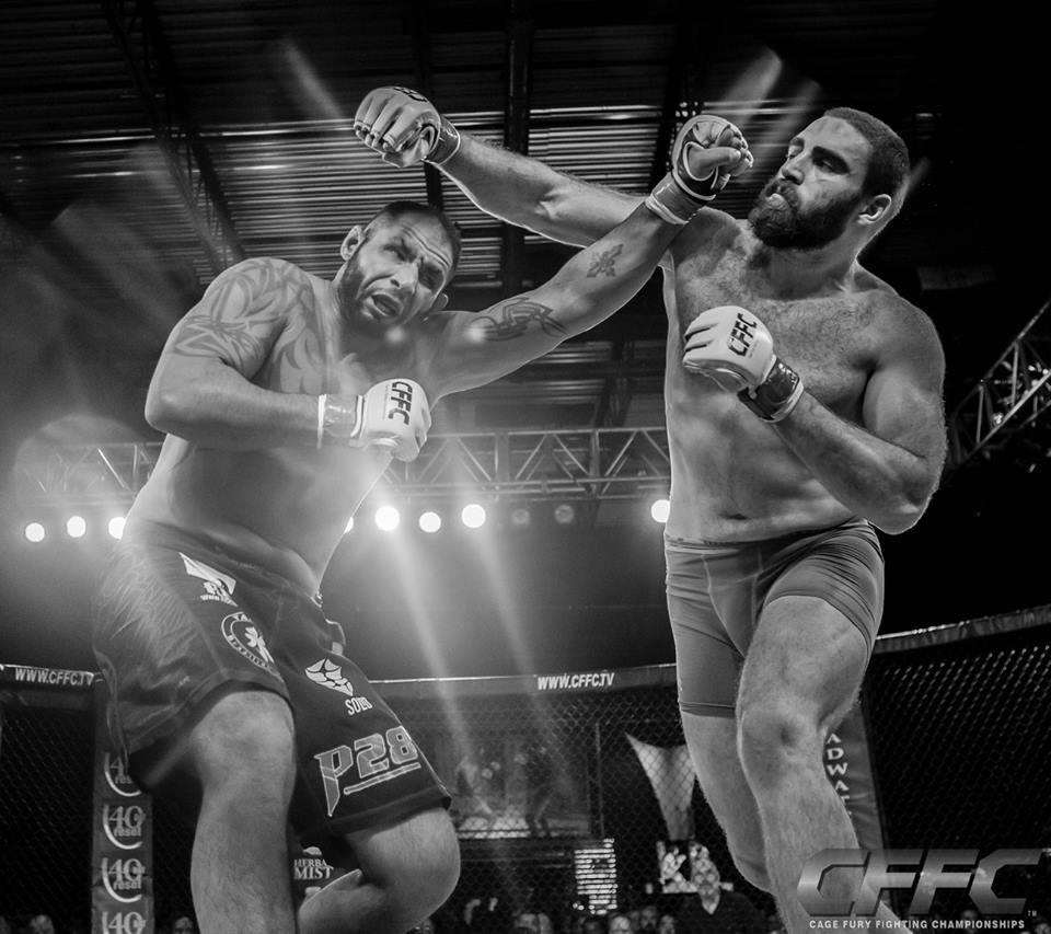 Chris Birchler MMA - Fight photo