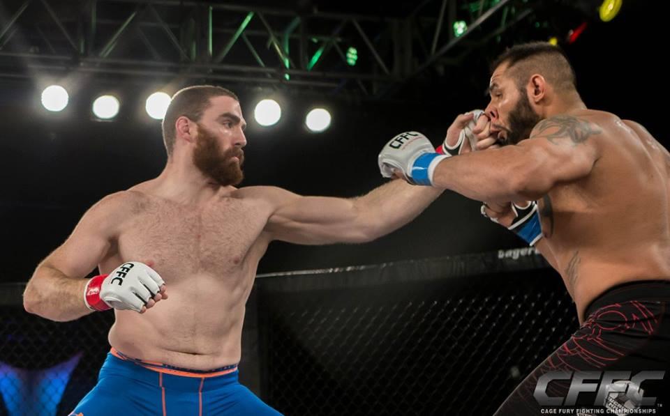 Chris Birchler MMA - Punch